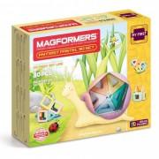 Magformers Конструктор Magformers Магнитный My First Pastel Set 30