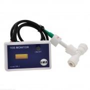 "HM Digital SM-1 TDS monitor RO víztisztítókhoz - 1db mérőcsúcs 1/4""x1/4"" PUSH-IN"