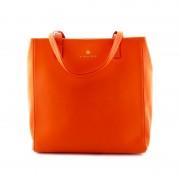 Дамска чанта Cross Monaco, оранжев