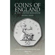 Coins of England and the United Kingdom 2020. Decimal Issues, 6th Edition, Paperback/***