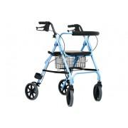 Thuasne Move Light Könnyű, négykerekes rollátor könnyű, 7,5 kg súlyú