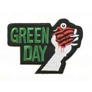 Green Day felvarró