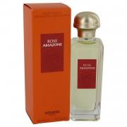 Rose Amazone by Hermes Eau De Toilette Spray 3.3 oz