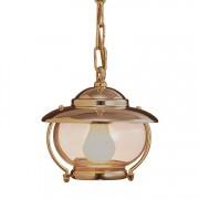 Outlight Maritieme lamp Hanglamp messing aan ketting La. 2118B.LT