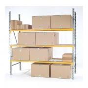 PROVOST Rayonnage industriel pour cartons VPC Prorack+
