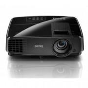 Проектор BenQ MS506, DLP 3D Ready, SVGA (800 x 600), 13000:1, 3200 lumens, Speaker 2W x 1, D-sub, Composite Video, S-Video, USB (Type mini B), RS232