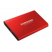 Жесткий диск Samsung Portable SSD T5 1Tb Red MU-PA1T0R/WW