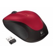 Mouse Wireless Logitech M235 Optic Rosu/Negru