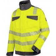 Würth MODYF High visibility werkjack EN 20471 3 Neon Würth MODYF, geel antraciet