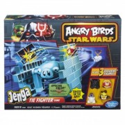 Angry Birds Star Wars Jenga The Fighter Game