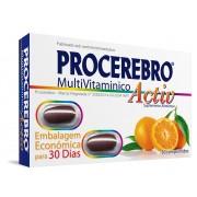 Procerebro Multivitaminico Activ Comprimidos