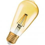 Osram 1906 Ledlamp L14.5cm diameter: 6.4cm dimbaar Amber 4052899972360