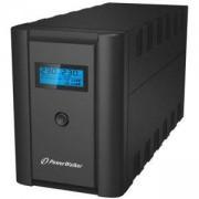Аварийно захранване UPS POWERWALKER VI 1200 SHL LCD, 1200VA, Line Interactive, POWER-UPS-VI1200SHL