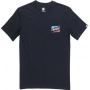 Element INTERNATIONAL SS Herren T-Shirt schwarz