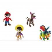 Disney Pixar Coco Pelicula Surtido De Peluche Pack 4