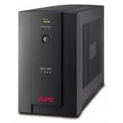 UPS APC 1400VA, Back-UPS, BX1400U-GR, 700W, Line Interactive, crna, 24mj