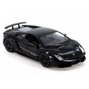 RMZ City Lamborghini Gallardo LP570-4 Superleggera, Black - 555998 Diecast Model Toy Car