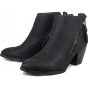 Ripley Twist Series Boots For Women(Black)