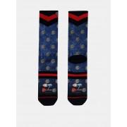 XPOOOS plava čarape Barney