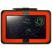 Boogie Board Dashboard E-Writer With Protective Bumper Case & Stylus Dock