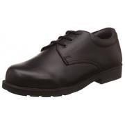 Bata Boy's Naughty Boy Black Leather Formal Shoes - 10 kids UK/India (28 EU)(3256236)