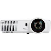 OPTOMA VIDEOPROIETTORE W305ST OTTICA CORTA WXGA DLP 3200AL CONTR 18000:1 HDMI FULL 3D