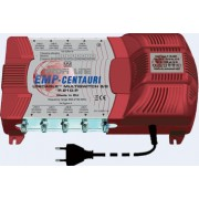 EMP 210P unicable multiswitch 2 műhold 8 helyre