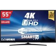 "Televizor TV 55"" Smart LED VOX 55DSW293V, 3840x2160 (Ultra HD), WiFi, HDMI, USB, T2"