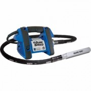 Wyco Sure Speed 3 HP Concrete Vibrator - With 10Ft. Shaft, 1 3/8 Inch Square Head, 10,500 VPM, Model WSG1T-138-10
