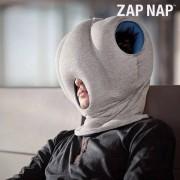 Zap Nap Alien Resekudde