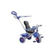 Triciclo Infantil Smart Comfort Azul - Brinquedos Bandeirante