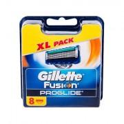 Gillette Fusion Proglide lama di ricambio 8 pz