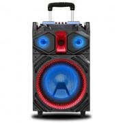 Majestic Djb-292 Bt Trolley E Dj Party Speaker Bluetooth Usb Potenza Max 160 Wat