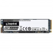 Kingston KC2000 2TB SSD M.2 NVMe PCIe