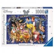 Ravensburger puzzle disney collection - biancaneve - 1000 pz