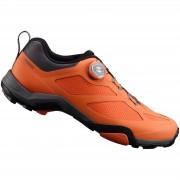 Shimano MT7 MTB Shoes - Orange - UK 11.5/EU 47 - Orange