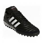 Adidas Multi-dubbade fotbollsskor för vuxna Adidas Mundial Team Svart - 42.5 (EU) - 8 (UK)