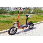 800W or 1000W E-Scooter with Smartphone Holder - 4 Colours!