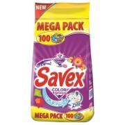 Detergent automat 2 in 1 color 10 kg Savex