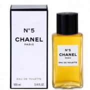 Chanel No.5 Eau de Toilette para mulheres 100 ml sem vaporizador