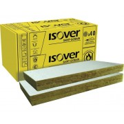 Vata minerala bazaltica Isover PLE ALU 1000x600x100 mm