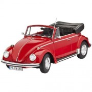 VW Beetle Cabriolet 1970, Model Set
