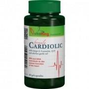Vitaking Cardiolic Formula gélkapszula - 60db