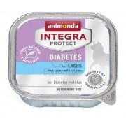 Animonda Cat Integra Protect Diabetes alutálkás, lazac 100 g
