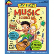 Scientific Explorer My First Music Science Kit