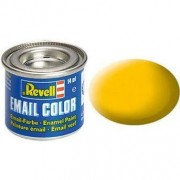 Vopsea galben mat pentru modelism Revell 14 ml