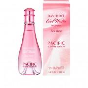 Davidoff cool water woman sea rose pacific summer edition eau de toilette 100 ml spray