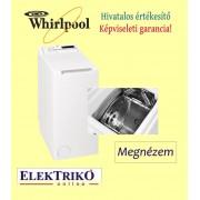 Whirlpool TDLR 60210 felültöltős mosógép , A+++-10% energiaosztály , 6 kg töltősúly