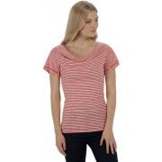 Regatta Francheska t-shirt Dames rood/wit 20 | 46 2018 T-shirts