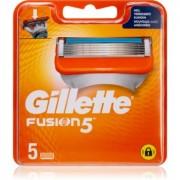 Gillette Fusion5 recambios de cuchillas 5 ud